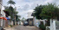 Đất đẹp 6×21 nở hậu 8m ngay hẻm 153 Phan Chu Trinh