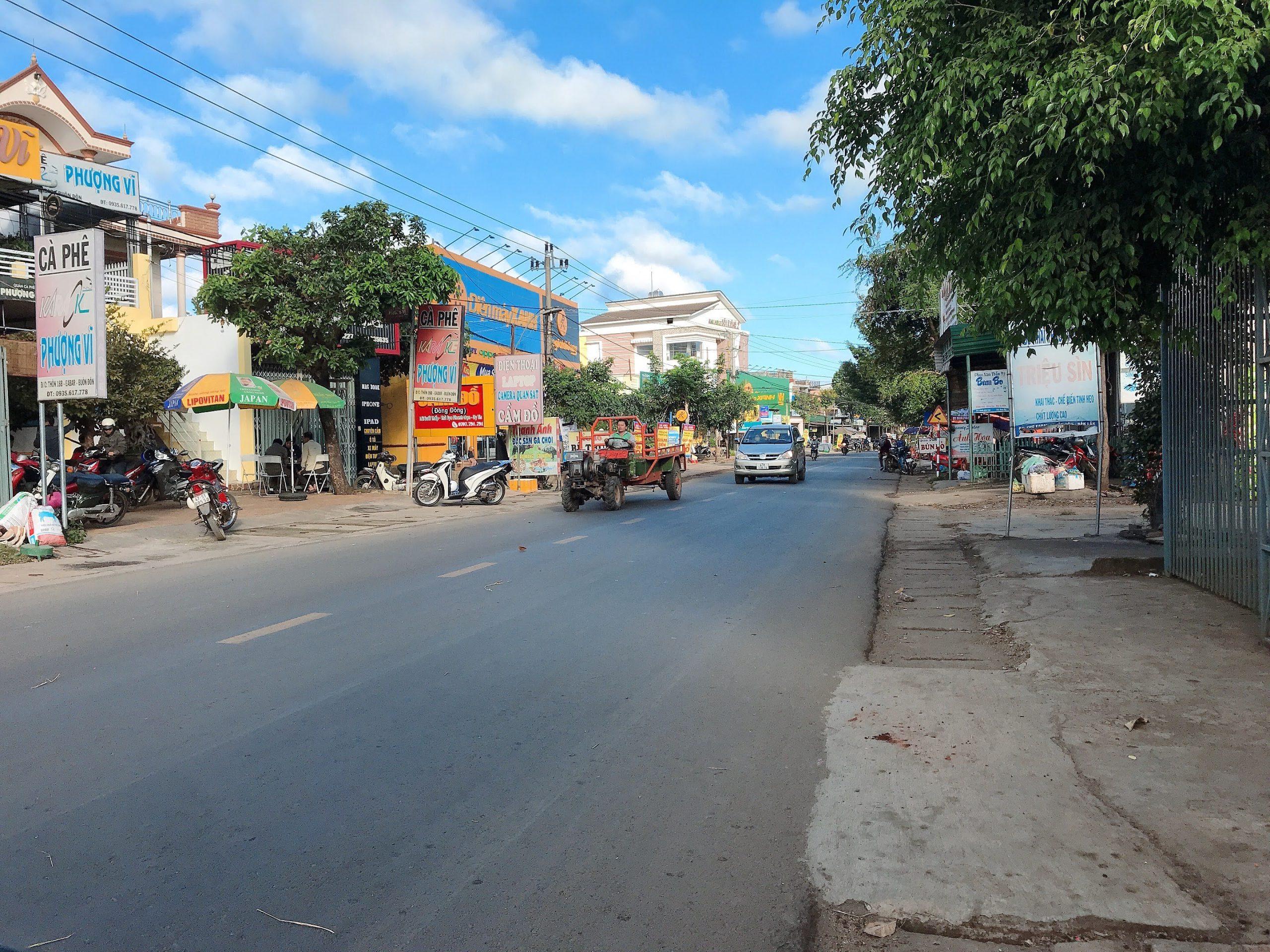 ĐẤT TRUNG TÂM CHỢ EA BAR – Cách thành phố Buôn Ma...