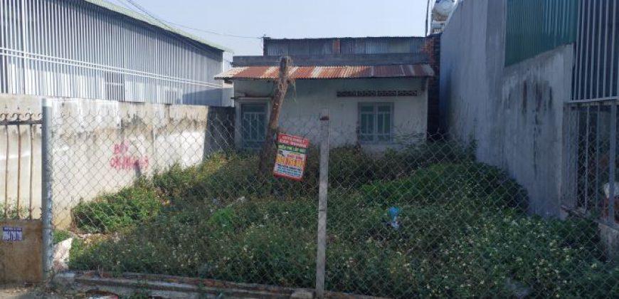 Bán đất hẻm 2 mặt tiền Nguyễn Văn Cừ