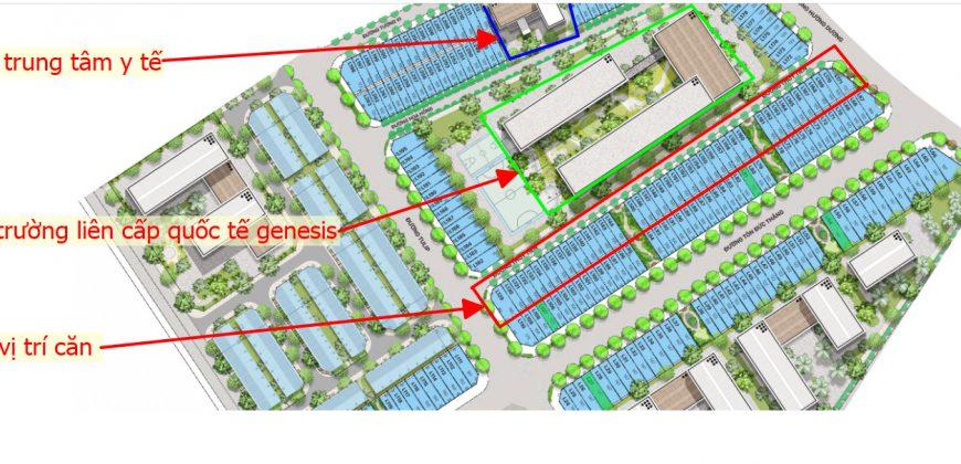 Dự án Ecocity Premia BMT – nhà liền kê LONDON đường Thủy...