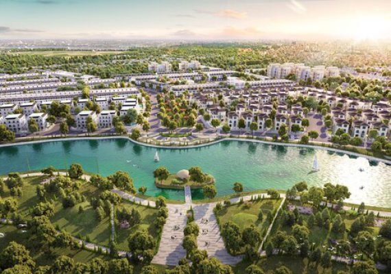 Giá trị sống xanh, riêng tư đẳng cấp tại EcoCity Premia