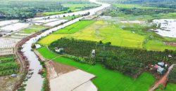 Bán 1ha thổ cư 800 có vườn cây ăn trái và view...